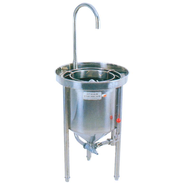 (水压式)不锈钢洗米机
